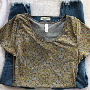 NWT LLR T shirt Size M